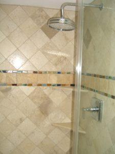 serene bath remodel